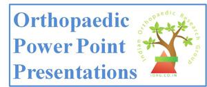 Orthopaedic PowerPoint Presentations